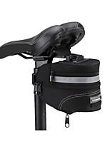 Bicicleta Saddle Bag ( Preto , Póliester 600D , 8L L)  Multifuncional Ciclismo