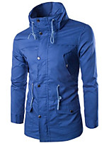 Men's Casual Long Sleeve Jacket