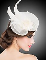 Hårband/Fascinators Headpiece Dam Bröllop/Speciellt Tillfälle Fjäder Bröllop/Speciellt Tillfälle 1 st.