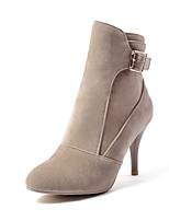 Women's Shoes Stiletto Heel Pointed Toe Ankle Boots Dress More Colors available
