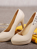 Women's Shoes Stiletto Heel Round Toe Pumps/Heels Casual More Colors available