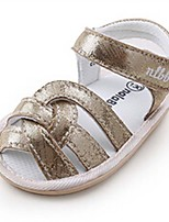 Baby Shoes Casual Sandals Green/Gold