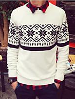 Men's Casual Long Sleeve Knitwear Pullover