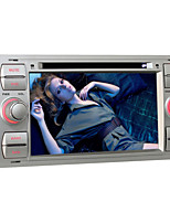 Quad-Core Android4.4 2 Din 7 inch 1024 x 600 Car DVD GPS Navi for Ford Focus/Kuga/Galaxy with Built-in BT/Radio/WiFi