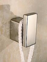 Gancho para Robes/Gadgets de casa de banho Montagem de Parede - Contemporâneo