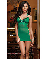 Women's Super Sexy Sundresses Lingerie /Polyester Mesh Ultra Suits Lace Nightwear
