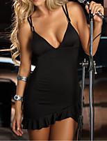 Vêtement de nuit Femme Chemises & Blouses Polyester