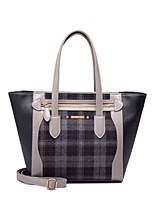Alfa Artist® Women's PVC/PU Messenger Shoulder Bags/Totes