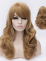 European And American High-Quality High-Temperature Wire Hair Wig Fashion Girl Necessary