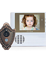 One to One video citofono - Sistema Hands-Free - Con fili - 3.5