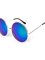 Women's 100% UV400 Round Retro Sunglasses