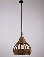 Lustre/Lampe suspendue - Contemporain/Rustique - avec Style mini