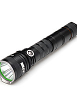 Warsun 5 Mode 1198 Lumens LED-Zaklampen/Zaklamp Lanyard/O-ringen 18650/26650 Antislip-handgreep/High Power LED XM-L2 T6