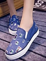 Women's Shoes Fashion All Match Round Toe Comfort Loafers