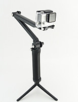Gopro Accessories New Style 3-Way Grip, Arm, Tripod for All Gopro Camera