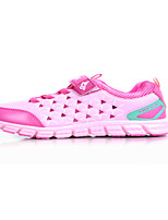 Girls' Shoes Outdoor/Athletic/Casual Round Toe/Closed Toe Faux  Fashion Sneakers Pink