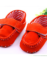 Baby Shoes Casual  Oxfords Blue/Red/Orange