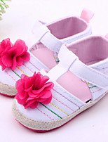 Baby Shoes Casual Canvas Flats Blue/White