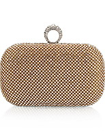 Women PU Baguette Clutch / Evening Bag - Multi-color