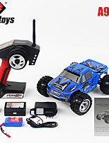 Wltoys A979 2.4G 4CH 4WD 1:18 Remote Control RC Car High Speed Stunt Racing Car Source Of Power Remote Control RC Car