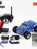 RC Auto - Buggy (fuoristrada) - WL TOYS - A979 - Elettrico con spazzola - 1:18