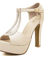 Women's Shoes Split Sole D'Orsay & Two-Piece Sandals Outdoor/Dress White