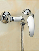 Single Handle Wall Mounted Tap Wide spread Waterfall Bathroom Basin Sink Bathtub Mixer Faucet  Chrome Finish
