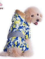 FUN OF PETS® Solider Style Camouflage Costume Coat with Hoodie for Pets Dogs(Assorted Sizes and Colours)