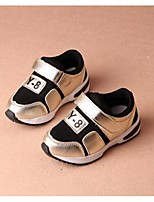 Baby Shoes Casual Fashion Sneakers Silver/Gold