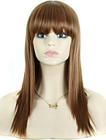 Synthetic Wig 22 Inch Long Fashion Women Straight Wigs