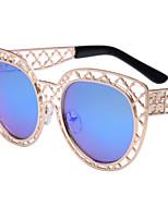100% UV400 Cat-eye Sunglasses