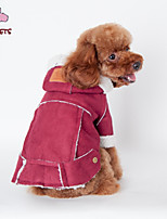 FUN OF PETS® Elegant England Style Coat for Pets Dogs (Assorted Sizes and Colours)