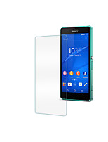 Toughened Glass Screen Saver  for Sony Z3 Compact