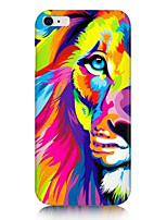 Para Funda iPhone 6 / Funda iPhone 6 Plus Diseños Funda Cubierta Trasera Funda Animal Dura PolicarbonatoiPhone 6s Plus/6 Plus / iPhone