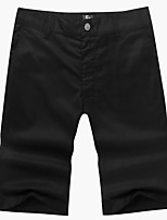 Men's Casual Cotton Shorts