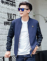In autumn 2015, casual jacket collar jacket jacket all-match slim Korean youth tide