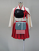Kantai Collection あかぎ/Akagi Cosplay Costume