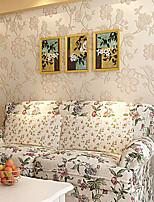 nouvelle rainbow ™ peint rétro art déco mur de papier peint 3d salon couvrant art mural non-tissé de tissu