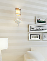 New Rainbow™  T  Contemporary Wallpaper Stripe Vertical Bar Wallpaper Wall Covering Non-woven Fabric Wall Art