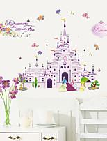 disney salle château des enfants stickers muraux