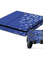PS4 Protective Sticker Cover Skin Controller Skin Sticker
