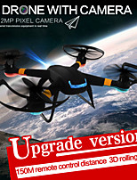 New Design Product Global Drone GW007-1 2.4G 6 Axis Global Drone With 2MP Camera