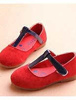 Baby Shoes Casual Flats Blue/Red