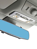 D790 Driving Record Of The Rear View Mirror 1080P HD 4.3 Inches Screen With Blue Mirror DVR