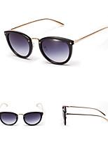 Women's 100% UV400 Cat Eye Colorful Sunglasses