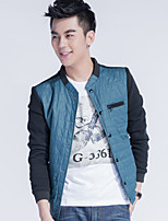 New winter Men's fashion long-sleeved jacket coat leisure coat HXTX-3205