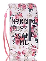 EFORCASE Ordinary People Split Lanyard Painted PU Phone Case for Galaxy S6 edge S6 S5 S4 S3 S5 mini S4 mini