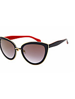 Women's 100% UV400 Cat Eye Vintage Sunglasses