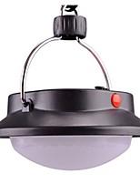 Lanternas e Luzes de Tenda LED 1 Modo 350 Lumens Emergência LED AAA Campismo / Escursão / Espeleologismo-Outros,PretoLiga de Aluminio /