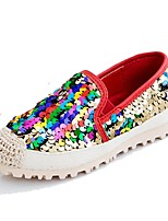 Girls' Shoes Casual Closed Toe Glitter Fashion Sneakers Multi-color